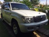 Toyota Land Cruiser  SUV (Jeep) For Rent.