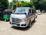 Nissan Caravan Van For Rent