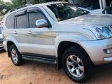 Toyota Land Cruiser SUV (Jeep) For Rent