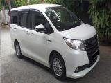 Toyota Noah  Van For Rent.