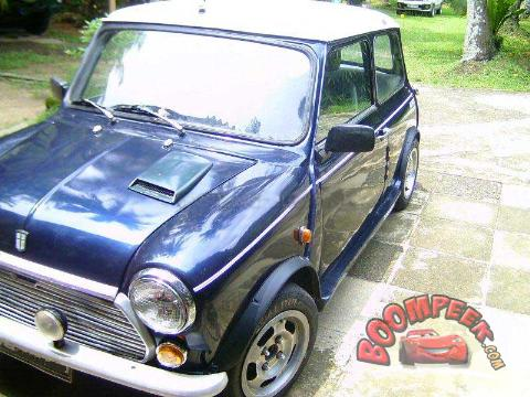 Austin Mini 1960 Car For Sale In Sri Lanka - Ad ID = CS00001733 ...