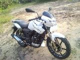 2012 TVS Apache  Motorcycle For Sale.