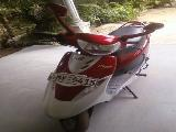 2005 TVS Scooty Pep  Motorcycle For Sale.