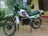 1992 Yamaha DT 50  Motorcycle For Sale.