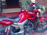 2010 Hero Honda Hunk  Motorcycle For Sale.