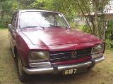 1979 Peugeot 504  Car For Sale.