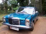 1975 Mercedes-Benz 220D Box Model  Car For Sale.