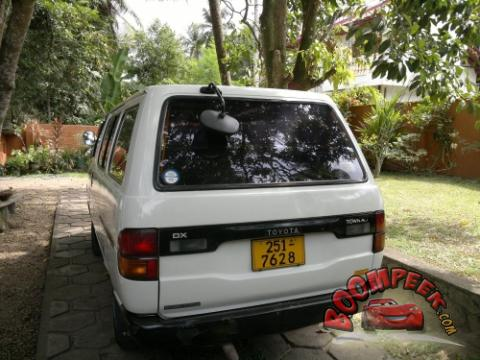 Toyota TownAce Lotto Van For Sale
