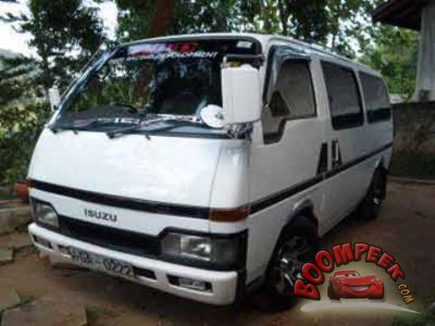 Isuzu fargo van for sale in sri lanka ad id cs00003154 boompeek