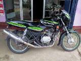 2006 Bajaj Discover 125 DTS-i Motorcycle For Sale.