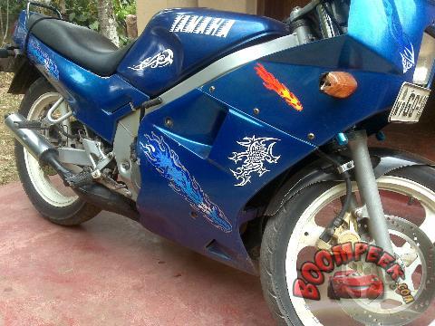 Yamaha Tzr Yamaha Tzr 125 Tzr Motorcycle