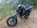 2008 Kawasaki D Tracker 250CC Motorcycle For Sale.