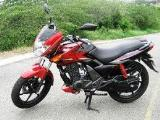 2011 TVS Flame 125CC Motorcycle For Sale.