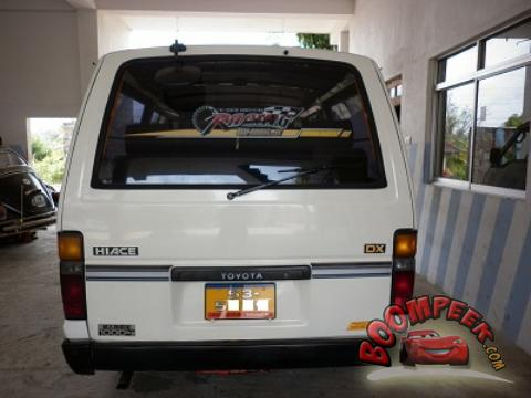 Toyota Hiace Lh 51 Van For Sale In Sri Lanka Ad Id