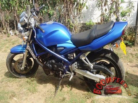 Suzuki Bandit 250 V Motorcycle For Sale In Sri Lanka Ad