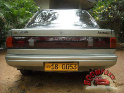 nissan sunny hb12 trad sunny car for sale in sri lanka ad id rh boompeek com Nissan Factory Service Manual Nissan Service Manuals