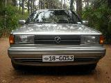 1988 Nissan Sunny HB12 (Trad sunny) Car For Sale.