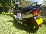 2008 TVS Scooty Pep  Motorcycle For Sale.