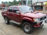 1990 Toyota Hilux  Cab (PickUp truck) For Sale.