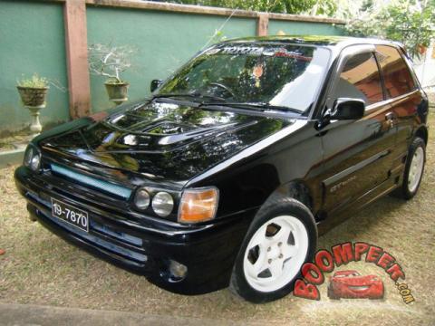 Starlet Car Sale In Sri Lanka