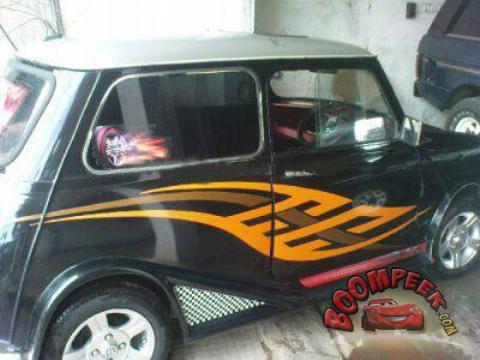 Austin Mini Minor Car For