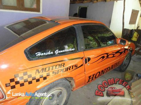 Genial ... Honda Civic CRX Sport Car For Sale ...