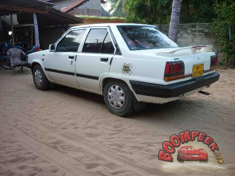 Toyota Tercel A3 Car For Sale In Sri Lanka Ad ID CS00003771