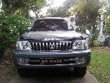 Toyota Land Cruiser 1KZ SUV (Jeep) For Sale.