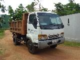 Isuzu Forword Juston   Tipper Truck For Sale.