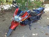 2008 TVS Flame SR 125 Motorcycle For Sale.