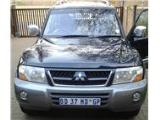 2007 Mitsubishi Montero  SUV (Jeep) For Sale.