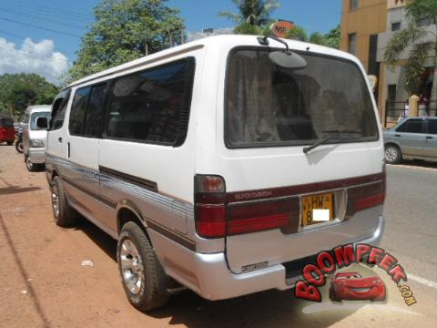 Toyota Dolphin  LH 172 Van For Sale