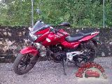 2010 Bajaj Pulsar 180 DTS-i Motorcycle For Sale.
