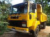 2012 Ashok Leyland 1613 Cargo  Tipper Truck For Sale.