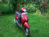 2009 Hero Honda Pleasure  Motorcycle For Sale.