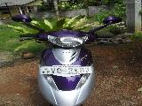2010 TVS Scooty Pep  Motorcycle For Sale.