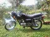 2005 TVS Star LX MH Motorcycle For Sale.