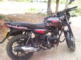 2008 Bajaj Discover 135 DTS-i Motorcycle For Sale.