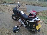 2007 TVS Apache 150 Motorcycle For Sale.