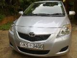 2009 Toyota Belta  Car For Sale.