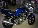 2006 Suzuki Bandit 250  Motorcycle For Sale.