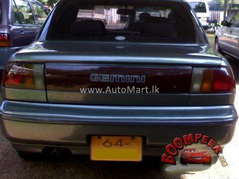 isuzu gemini car for sale in sri lanka - ad id = cs00004522
