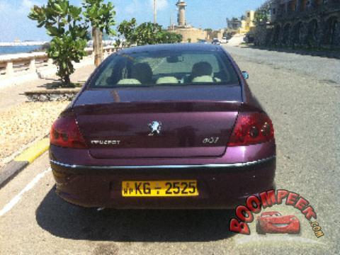 Peugeot 407 Car For Sale In Sri Lanka - Ad ID = CS00004534 ...