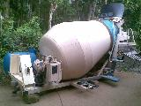 2007 Truck Mixer   Constructional Vehicle For Sale.