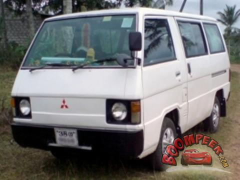 mitsubishi delica l300 van for sale in sri lanka ad id rh boompeek com Mitsubishi L300 Van Diesel Mitsubishi L300 Versa Van