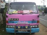 1992 Isuzu elf125 125 Cab (PickUp truck) For Sale.
