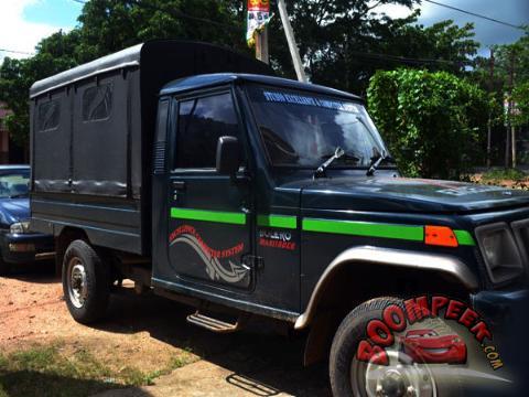 Mahindra Bolero Maxi Truck Pt 0869 Cab Pickup Truck For