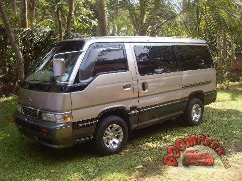 nissan caravan e24 van for sale in sri lanka ad id cs00004830 sri lanka. Black Bedroom Furniture Sets. Home Design Ideas