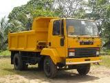 2010 Ashok Leyland 1613 Cargo LH 0000 Tipper Truck For Sale.