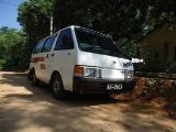 1988 Nissan Vanette C120 Van For Sale.